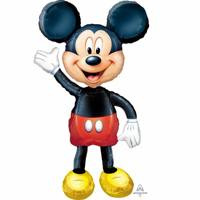 52'' Disney Mickey Mouse Airwalker Foil Balloon