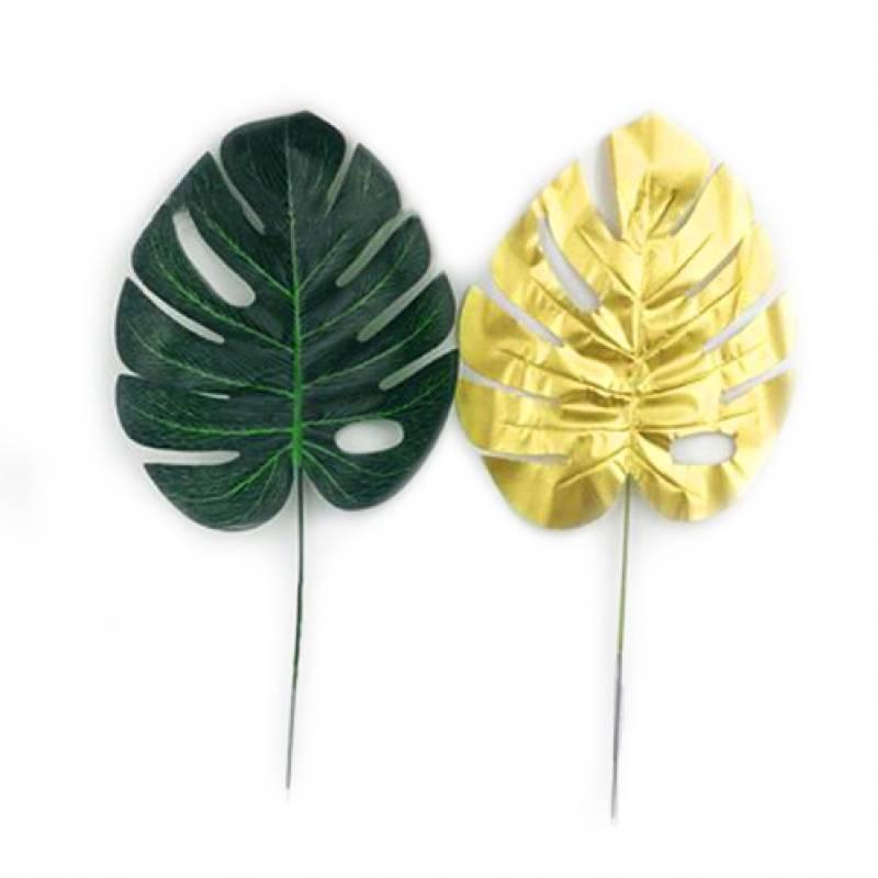 Decorative Philodendron Leaf