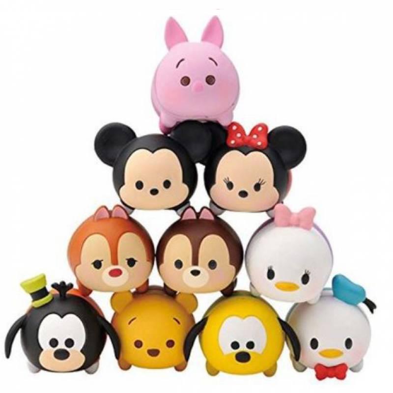 Disney Tsum Tsum Toy Cake Topper Set